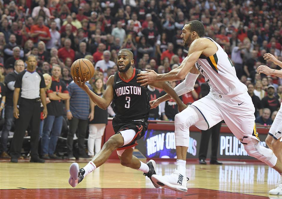 Warriors, Rockets advance to West finals
