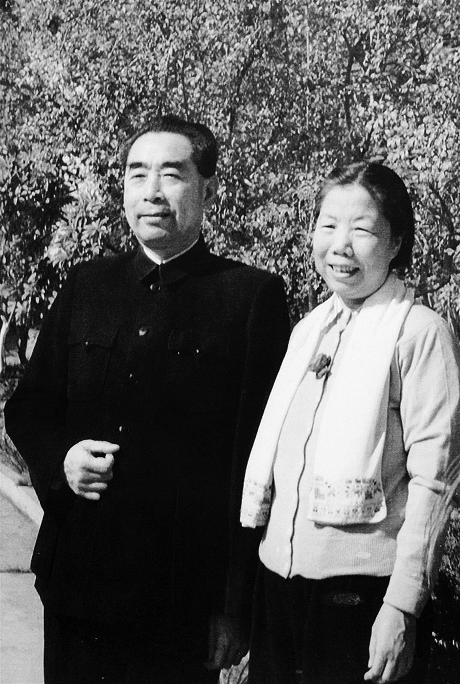 Deng Yingchao: champion of women