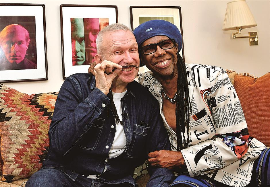Gaultier gala to fuse fashion with music