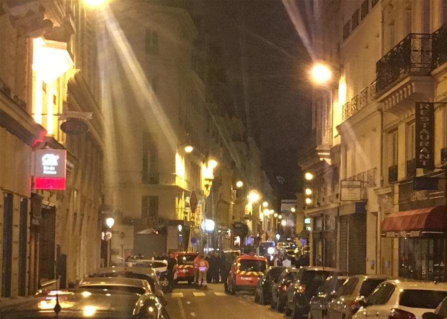 1 dead, 4 wounded in Paris knife attack