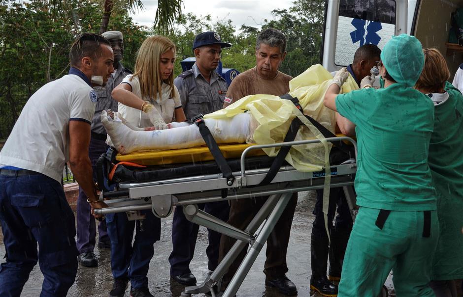 Xi sends condolences to Cuba, Mexico over tragic airliner crash