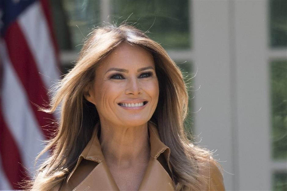US first lady returns to White House after surgical procedure