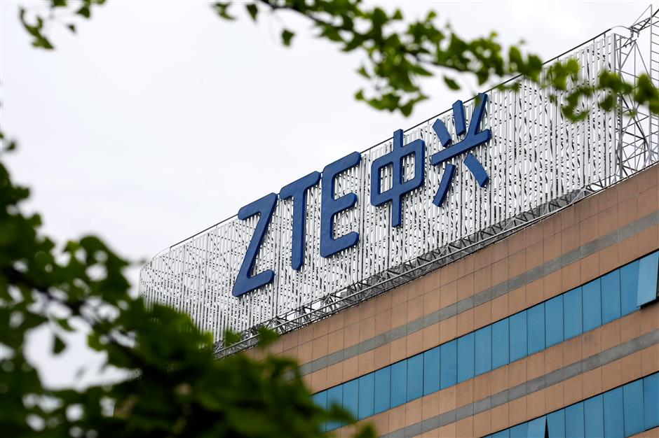 US, China move toward deal to settle ZTE issue: report