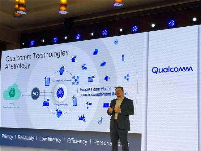 Qualcomm bets on AI with new Chinese partners