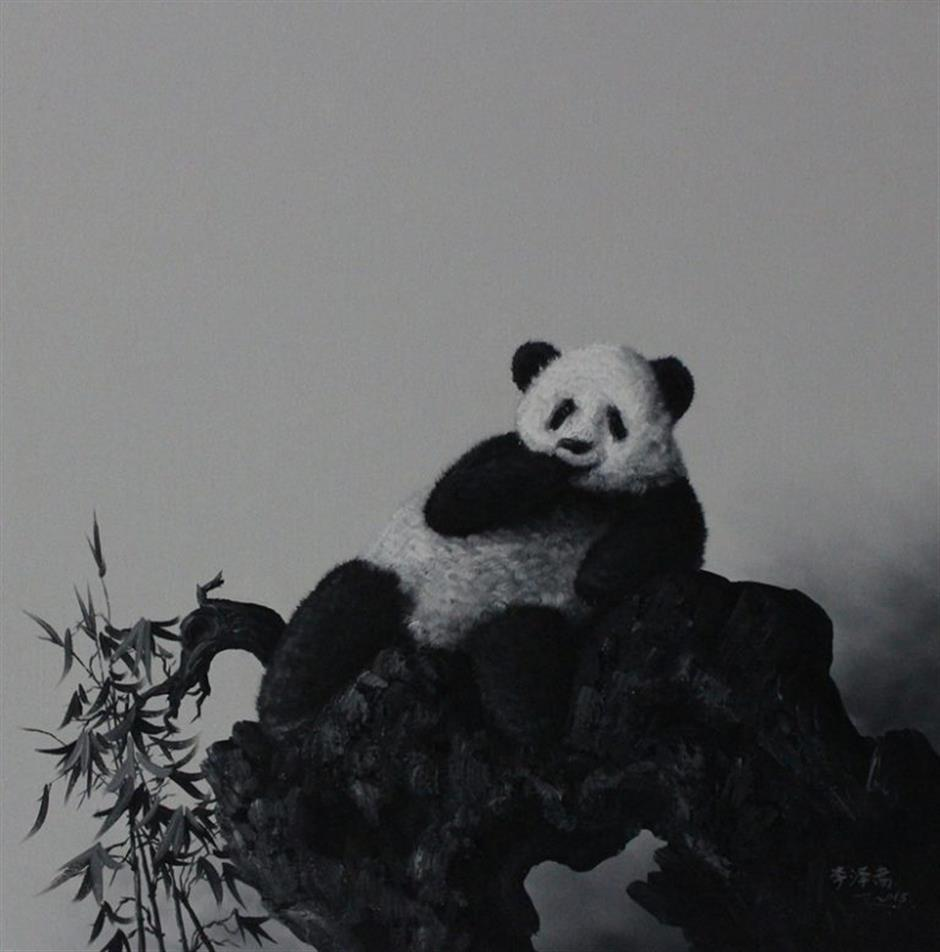 Solo exhibition explores Chinese philosophy and aesthetics