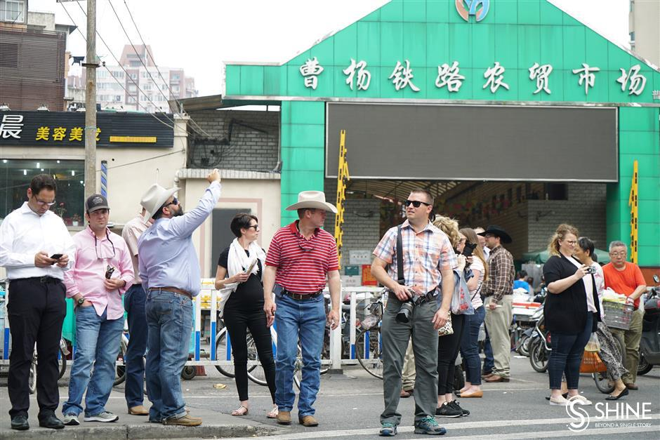 Historical neighborhood fascinates many visitors