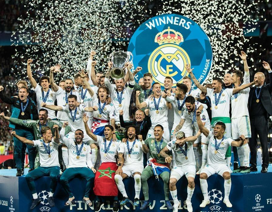 Real Madrid wins UEFA Champions League for 3rd straight year