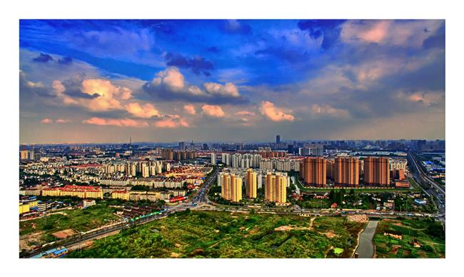 District has city development answers