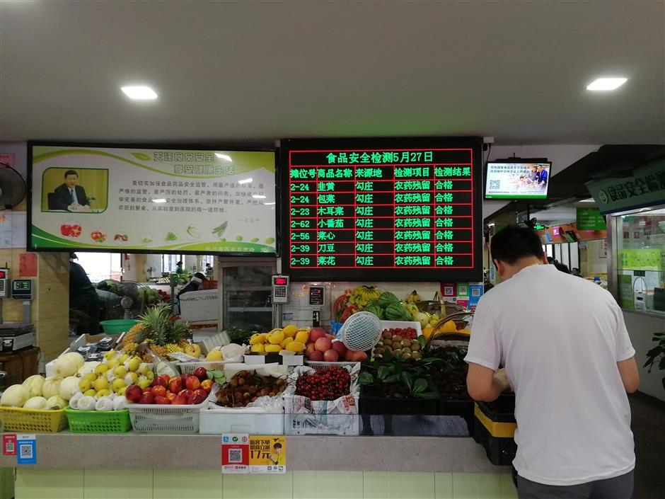 Regeneration and reinvention of Hangzhou's wet markets