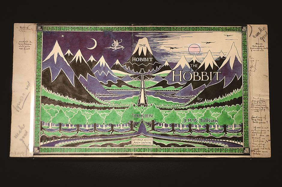 UK's first major Tolkien exhibit opens
