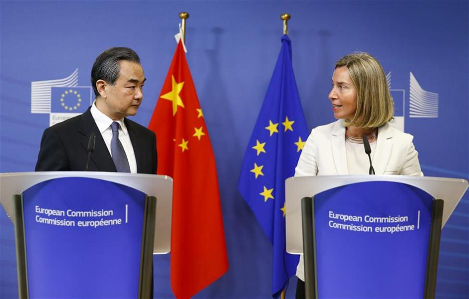 China, EU vow to deepen strategic cooperation, safeguard multilateralism