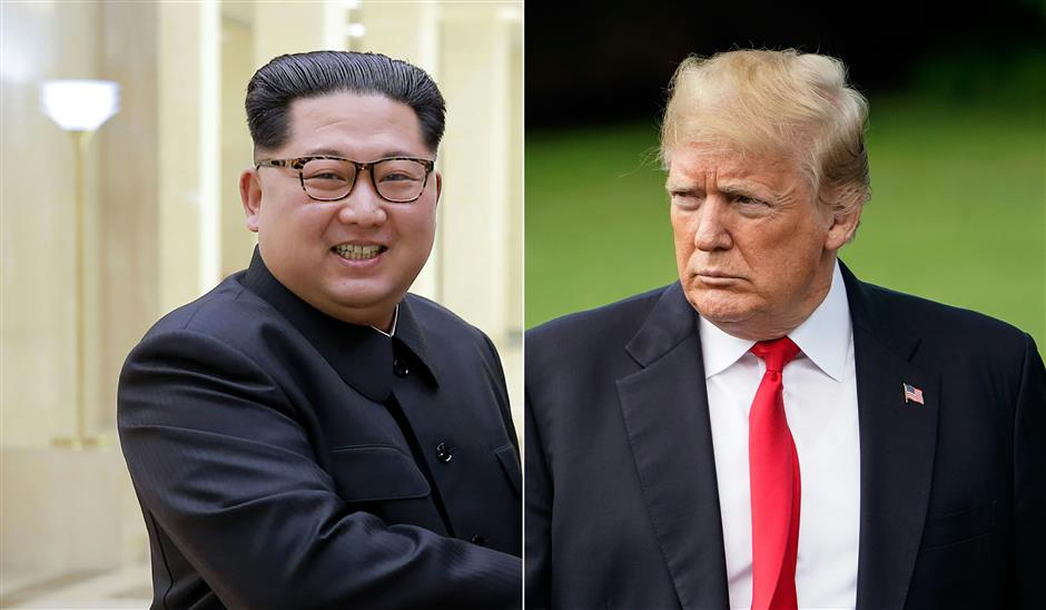 White House says Trump-Kim meeting scheduled for 9:00am on June 12