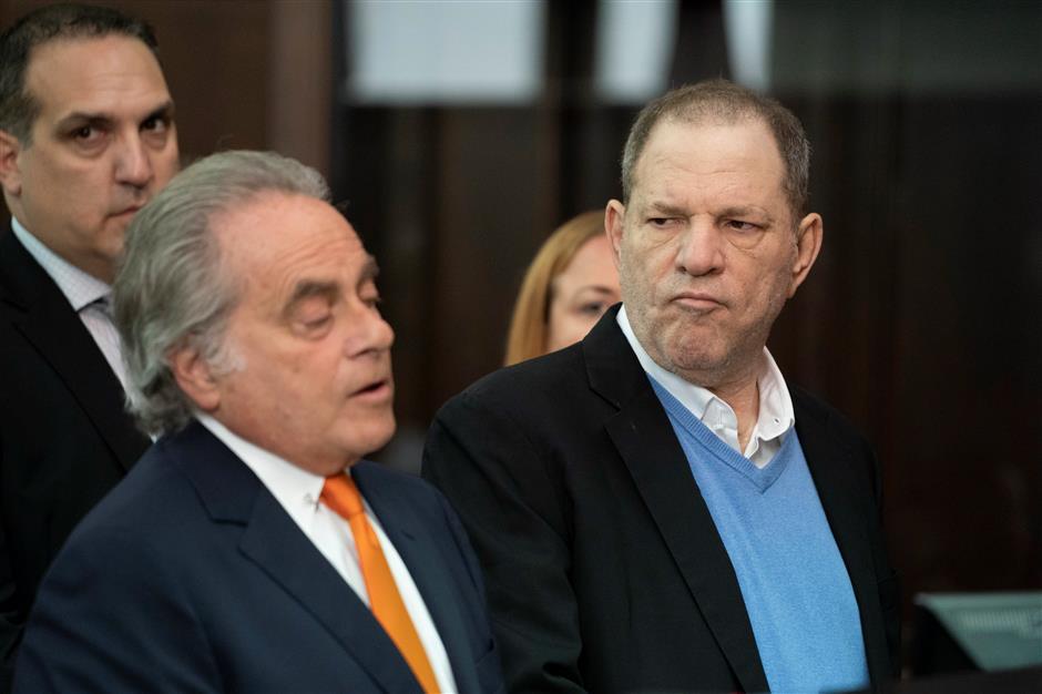 Harvey Weinstein set to plead innocent in NY