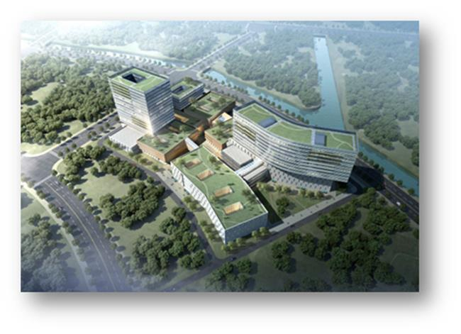 Construction of leading kids' medical facility to begin in Zhangjiang