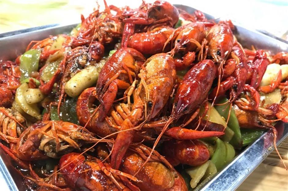 Stewed, grilled or barbequed, crayfish always passes test