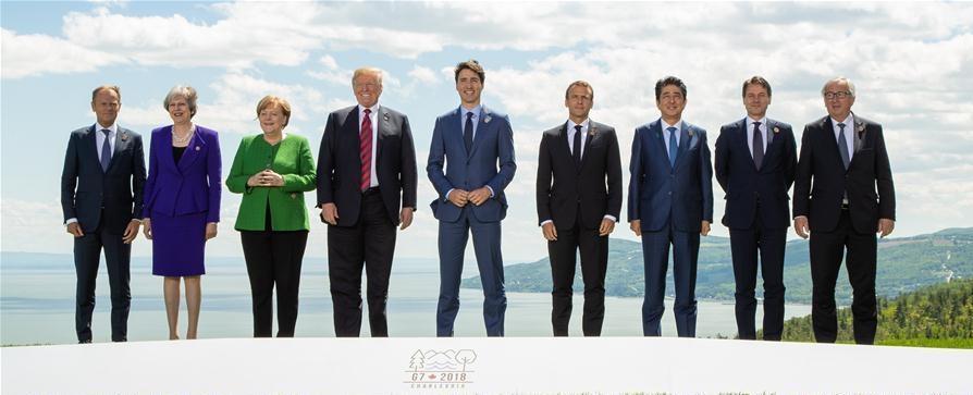 G7 summit kicks off in Canada amid trade disputes between US, allies
