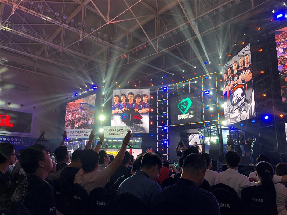 PC games still a major income for eSport market