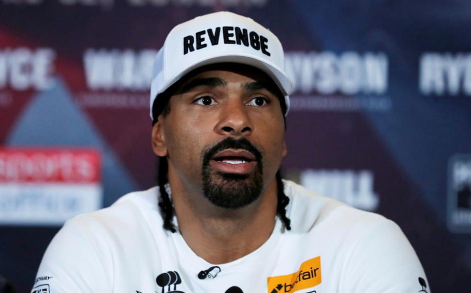 Former champ Haye hangs up his gloves