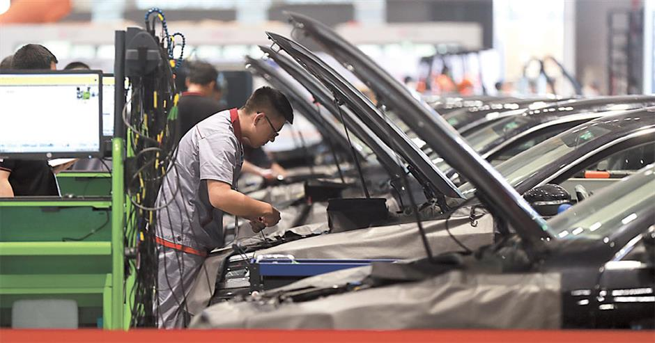 Competition on to find China's most skilled