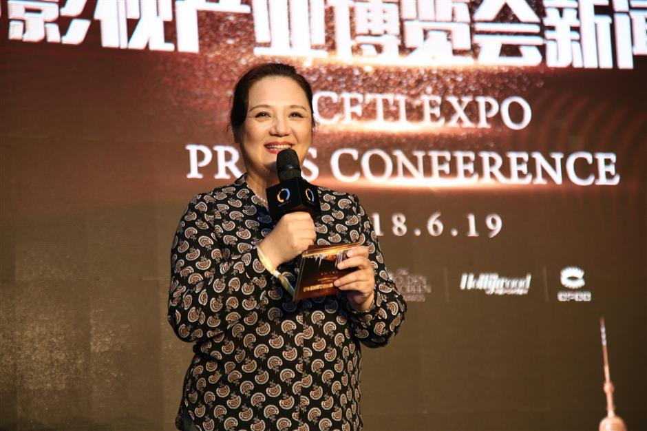 Sino-US film and TV expo to be held in LA in September