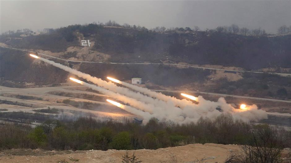 Pentagon suspends planning for joint drills with S. Korea in August