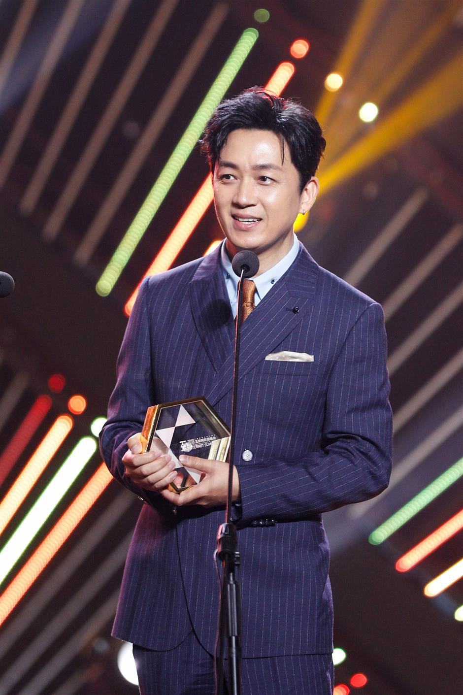 Online talent recognized during film festival's Internet Summit