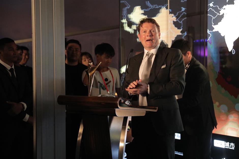 Australian cinema academy announces exchange plans at Shanghai film fest