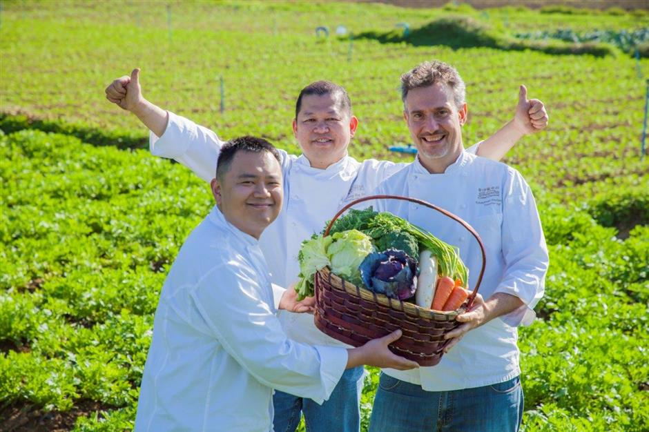 Diners develop a taste for farm-fresh ingredients