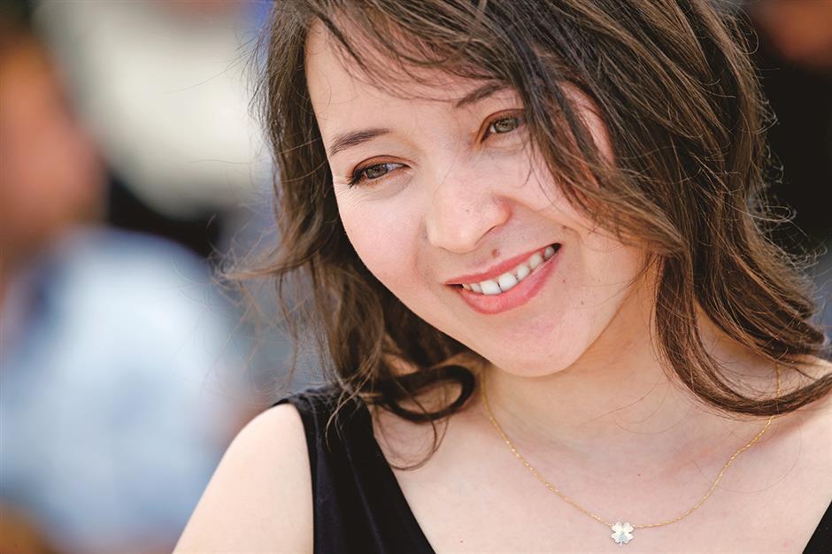 Meet Cannes' darling who plays it like it is