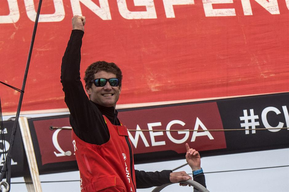 Dongfeng skipper: It's changed my life