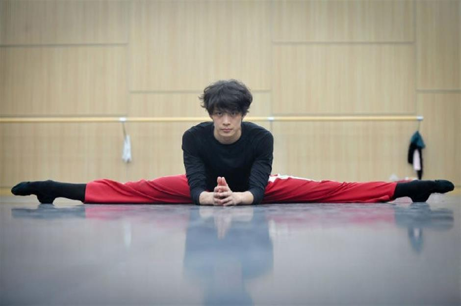 The Shanghai man living and breathing ballet