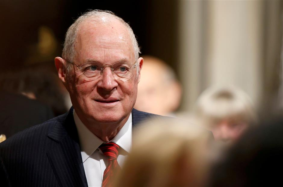 Justice Kennedy to retire, Trump has chance to reshape US high court