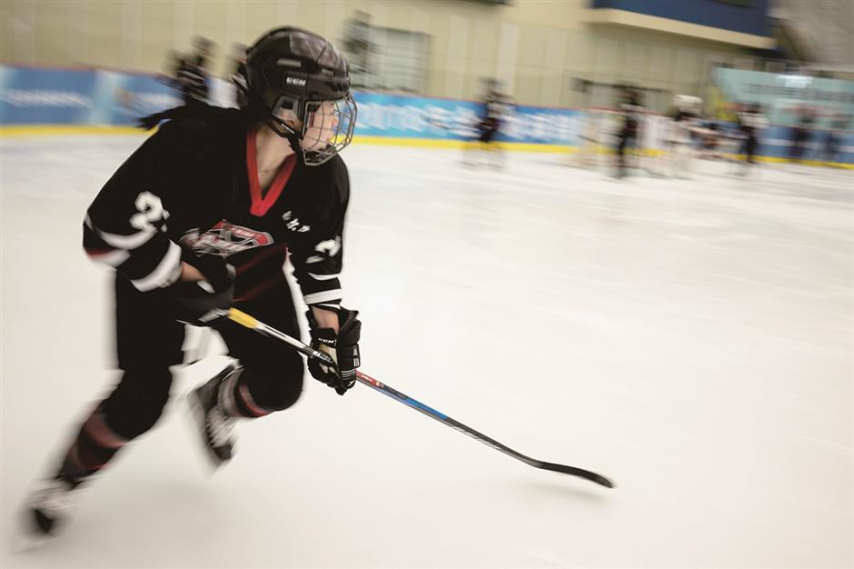 China hockey eyes foreign talent hook up