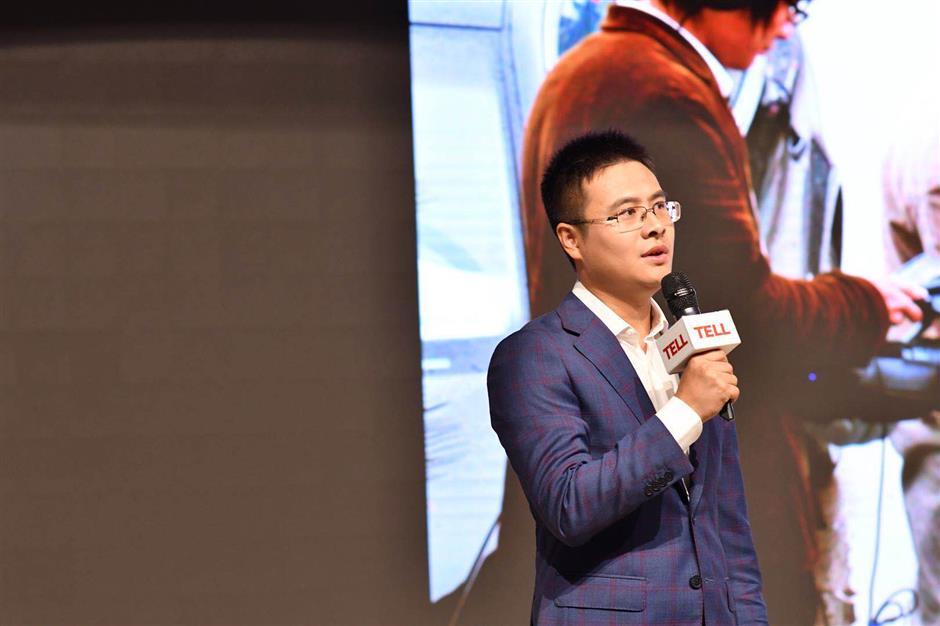 TELL+SHANGHAI speeches promote city's spirit