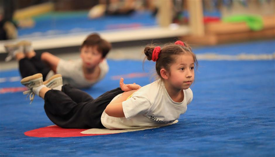 Martial arts are gaining popularity  around the world