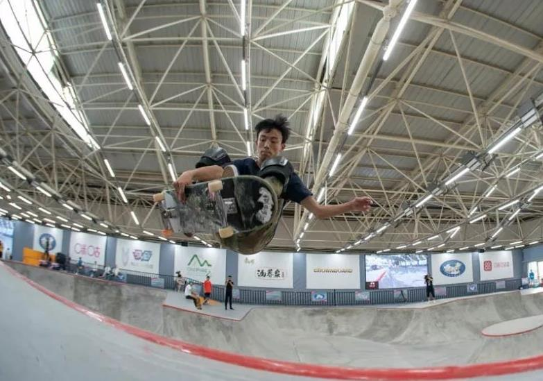 Skateboarding, from street culture to Asian and Olympic Games