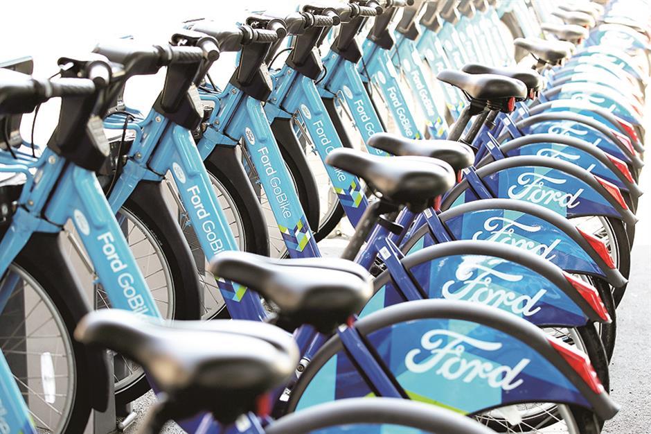 Lyft acquires Motivate as it pushes into bike market