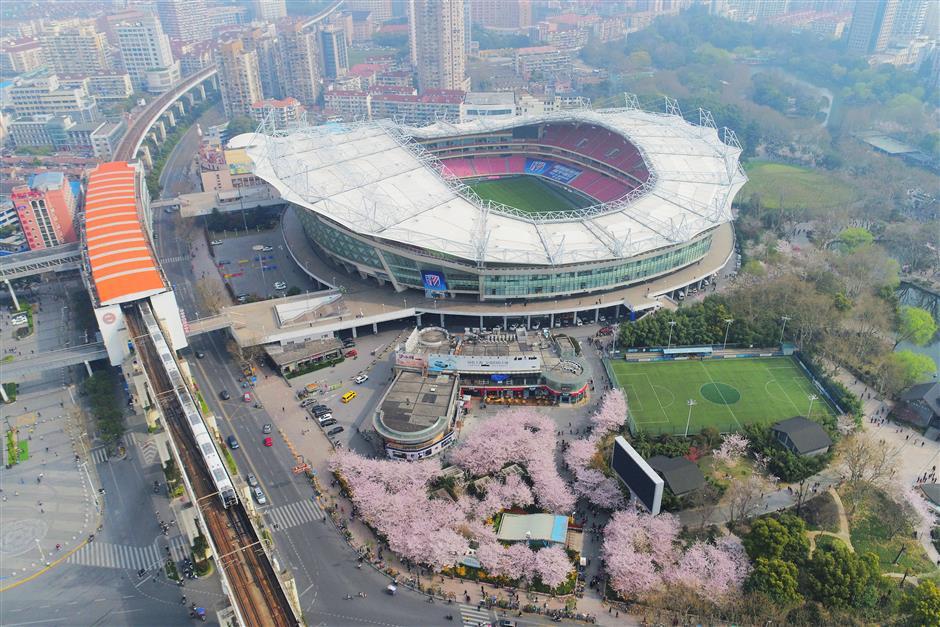 Hongkou Stadium set for major renovations