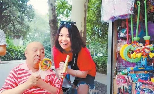 Photos of old man holding lollipop movenetizens