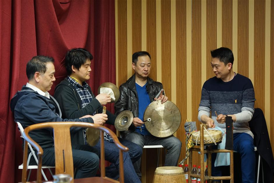 A musicologist's unexpected Kunqu encounter