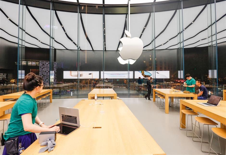 Apple launches US$300m 'green' fund for China suppliers