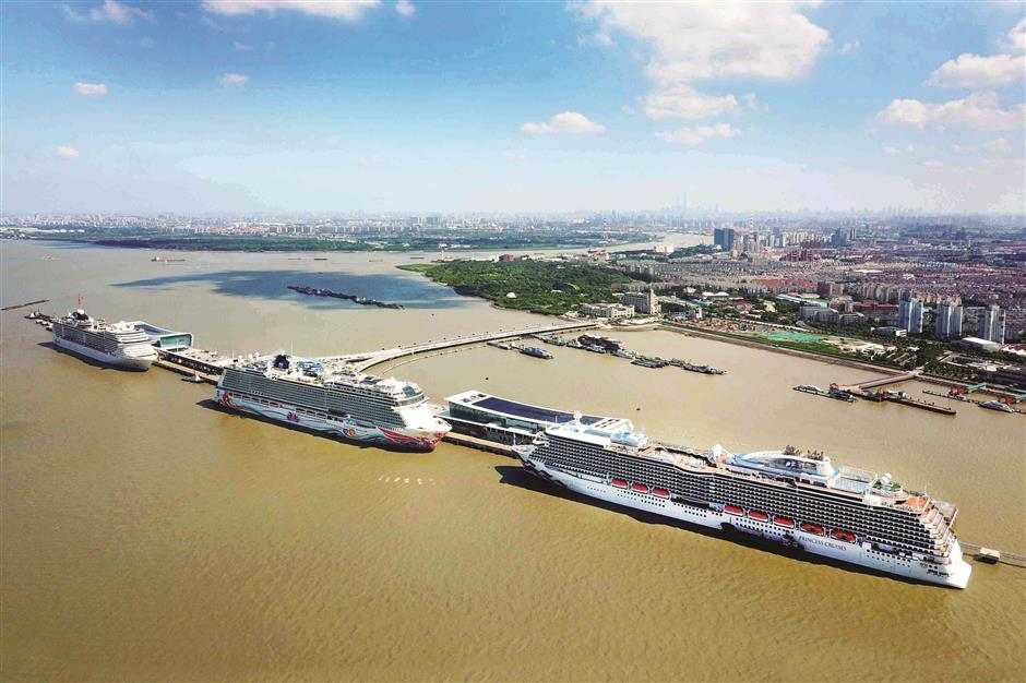 Booming Baoshan: a prime port of call