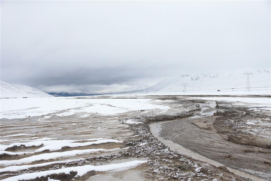 China issues white paper on ecological progress on Qinghai-Tibet Plateau