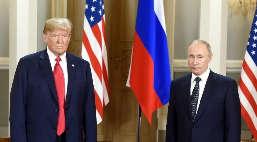 Trump to invite Putin to Washington after Helsinki summit