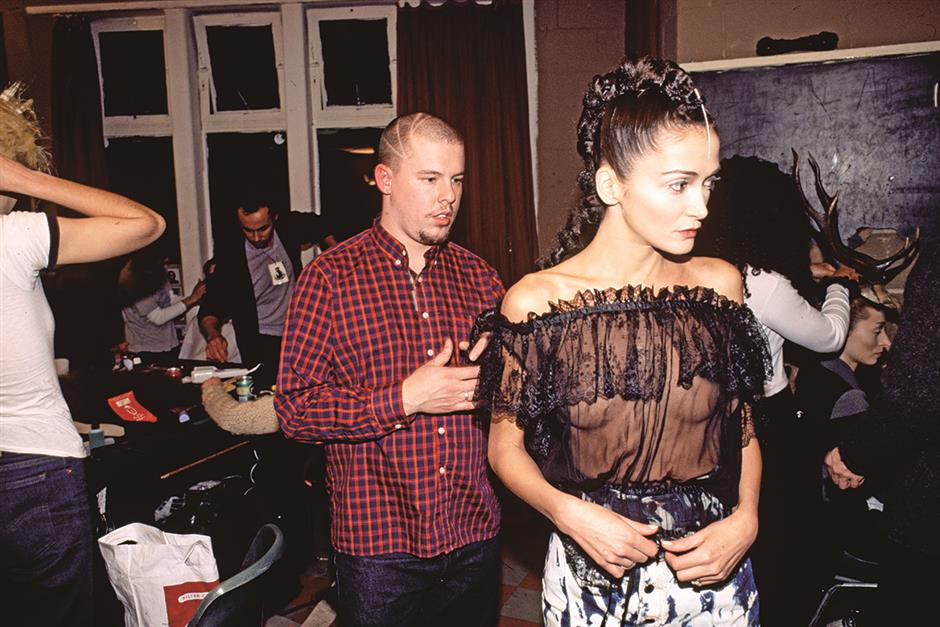 McQueen, suicide and the dark side of a celebrity fairy tale