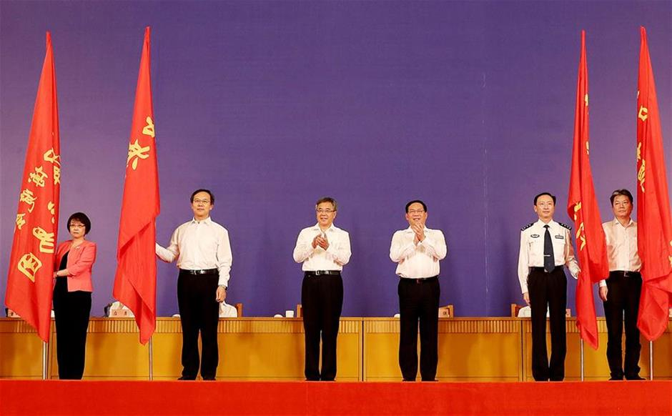 Chinese vice premier stresses solid preparations for first import expo