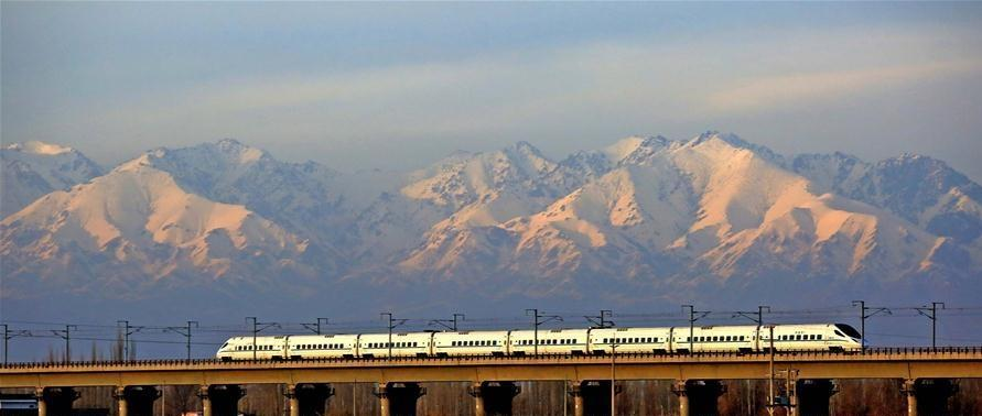 All aboard: China's high-speed rail 10 years on