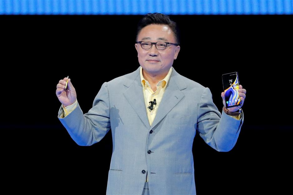 Samsung eyes young buyers with gaming, music-friendly Galaxy Note 9