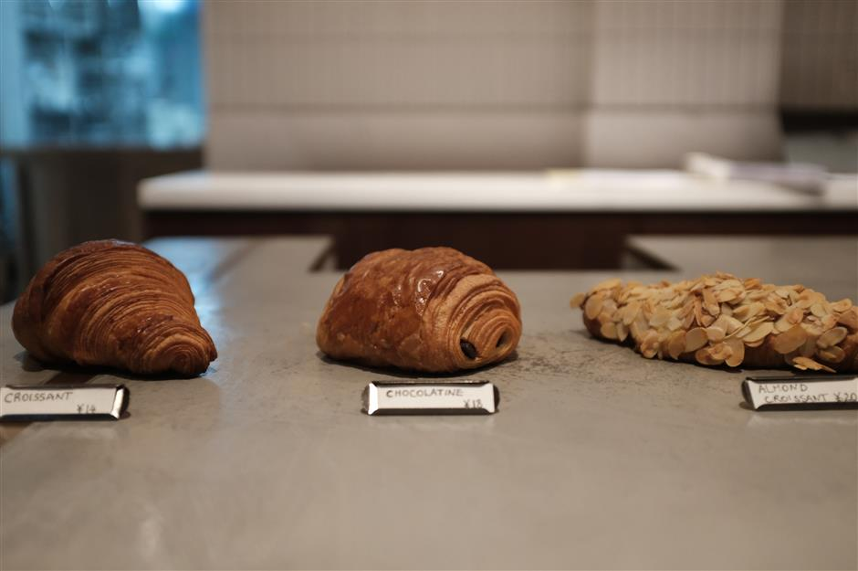 Parisian bakery provides twist on tradition
