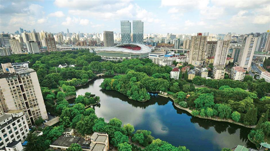 Hongkou's key role in realizing Shanghai's global city